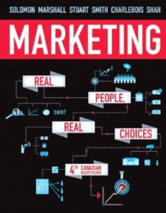 Test bank for Marketing Real People Real Choices 4th Canadian Edition by Solomon