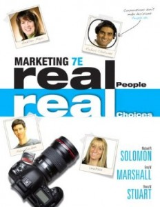 Test bank for Marketing Real People Real Choices 7th Edition by Solomon