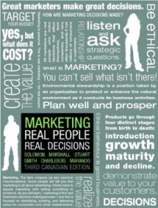 Test bank for Marketing Real People Real Decisions 3rd Canadian Edition by Solomon