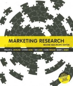 Test bank for Marketing Research 2nd Asia Pacific Edition by Zikmund