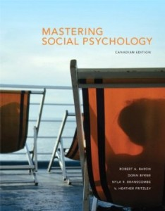 Test bank for Mastering Social Psychology 1st Canadian Edition by Baron