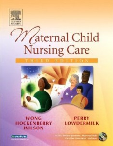 Test bank for Maternal Child Nursing Care 3rd Edition by Wong