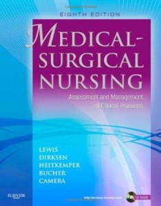 Test bank for Medical Surgical Nursing 8th Edition by Lewis