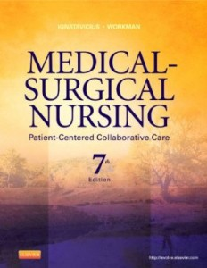Test bank for Medical Surgical Nursing Patient Centered Collaborative Care 7th Edition by Ignatavicius