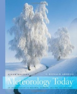 Test bank for Meteorology Today 9th Edition by Ahrens