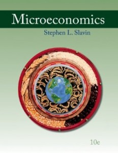 Test bank for Microeconomics 10th Edition by Slavin