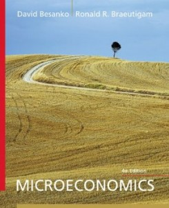 Test bank for Microeconomics 4th Edition by Besanko