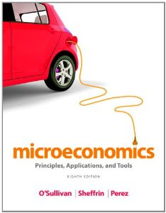 Test bank for Microeconomics 8th Edition by OSullivan