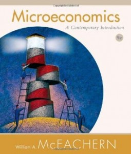 Test bank for Microeconomics A Contemporary Introduction 9th Edition by McEachern