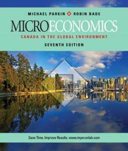 Test bank for Microeconomics Canada in the Global Environment 7th Edition by Parkin