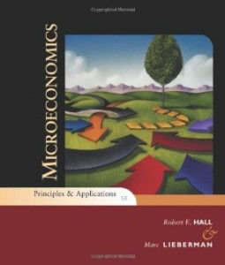 Test bank for Microeconomics Principles and Applications 5th Edition by Hall