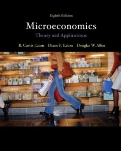 Test bank for Microeconomics Theory with Applications 8th Edition by Eaton