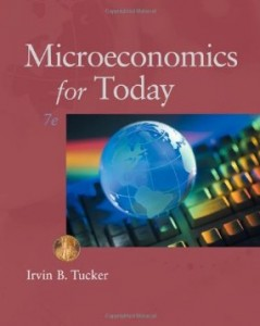 Test bank for Microeconomics for Today 7th Edition by Tucker