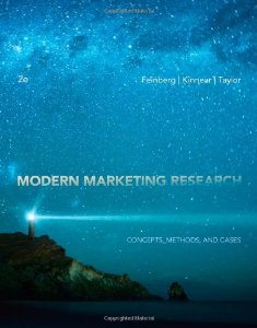 Test bank for Modern Marketing Research 2nd Edition by Feinberg