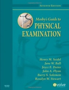 Test bank for Mosbys Guide to Physical Examination 7th Edition by Seidel