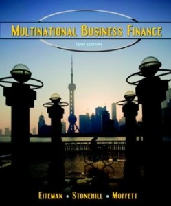 Test bank for Multinational Business Finance 12th Edition by Eiteman