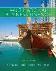 Test bank for Multinational Business Finance 13th Edition by Eiteman