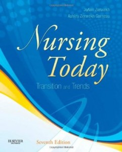 Test bank for Nursing Today Transition and Trends 7th Edition by Zerwekh