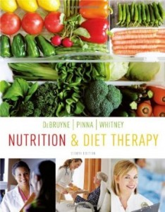 Test bank for Nutrition and Diet Therapy 8th Edition by DeBruyne