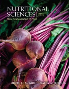 Test bank for Nutritional Sciences From Fundamentals to Food 3rd Edition by McGuire
