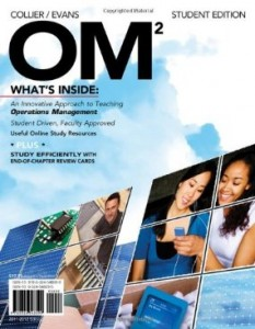 Test bank for OM 2 2nd Edition by Collier