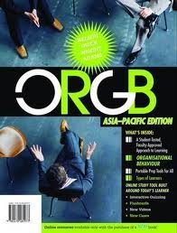 Test bank for ORGB 1st Asia Pacific Edition by Nelson