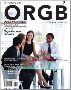 Test bank for ORGB 2 2nd Edition by Nelson