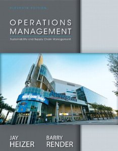 Test bank for Operations Management 11th Edition by Heizer