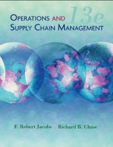 Test bank for Operations and Supply Chain Management 13th Edition by Jacobs