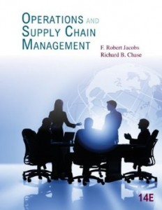 Test bank for Operations and Supply Chain Management 14th Edition by Jacobs