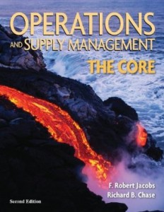 Test bank for Operations and Supply Management The Core 2nd Edition by Jacobs