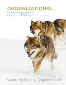 Test bank for Organizational Behavior 10th Edition by Kreitner