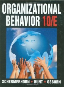 Test bank for Organizational Behavior 10th Edition by Schermerhorn