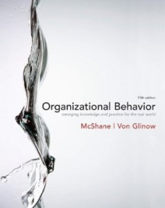 Test bank for Organizational Behavior 5th Edition by McShane