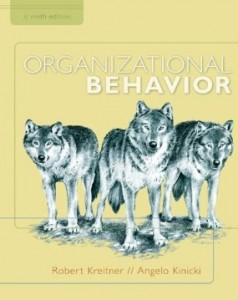 Test bank for Organizational Behavior 9th Edition by Kreitner
