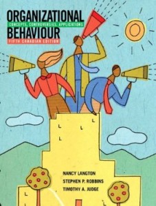 Test bank for Organizational Behaviour Concepts Controversies Applications 5th Canadian Edition by Langton