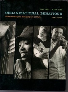 Test bank for Organizational Behaviour Understanding and Managing Life at Work 8th Edition by Johns