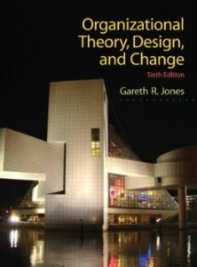 Test bank for Organizational Theory Design and Change 6th Edition by Jones