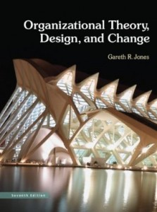 Test bank for Organizational Theory Design and Change 7th Edition by Jones