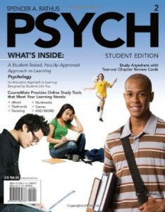 Test bank for PSYCH 2nd Edition by Rathus