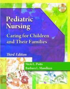 Test bank for Pediatric Nursing Caring for Children and Their Families 3rd Edition by Potts