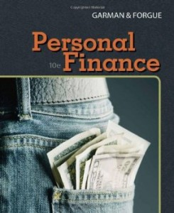Test bank for Personal Finance 10th Edition by Garman