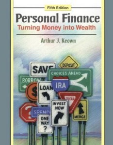 Test bank for Personal Finance Turning Money into Wealth 5th Edition by Keown
