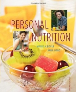 Test bank for Personal Nutrition 7th Edition by Boyle