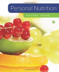 Test bank for Personal Nutrition 8th Edition by Boyle