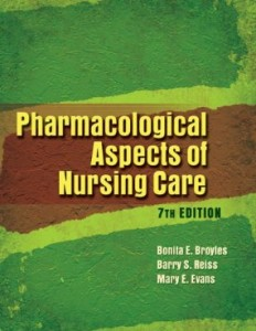 Test bank for Pharmacological Aspects of Nursing Care 7th Edition by Broyles
