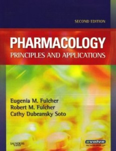 Test bank for Pharmacology Principles and Applications 2nd Edition by Fulcher