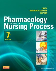 Test bank for Pharmacology and the Nursing Process 7th Edition by Lilley