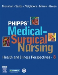 Test bank for Phipps Medical Surgical Nursing Health and Illness Perspectives 8th Edition by Monahan