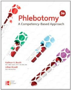 Test bank for Phlebotomy A Competency Based Approach 3rd Edition by Booth